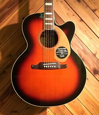 Fender Acoustics  Kingman Jumbo SCE 3-Color Sunburst popular EMS F / S