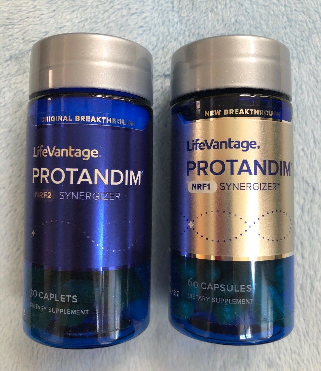 SALE ~ Lifevantage Protandim Nrf1 and Nrf2  ** Free shipping **Exp 2022