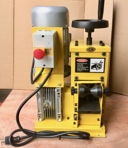 LWS-60 Large Electrical Wire Stripper Copper Stripping Motorized Machine