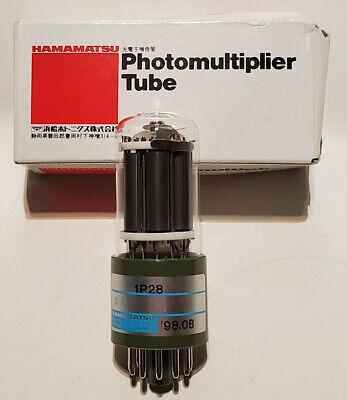 Hamamatsu 1p28 Photomultiplier Tube