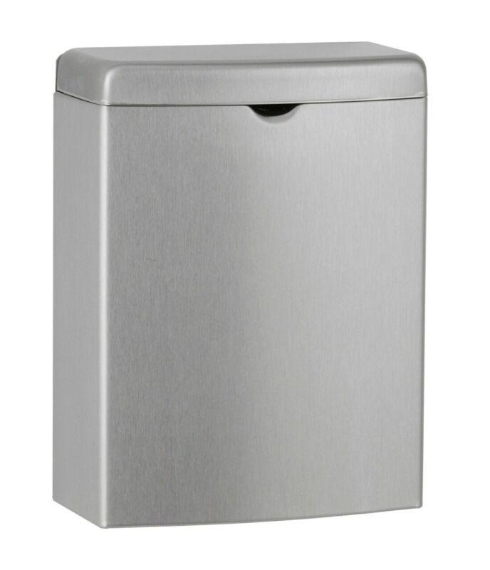 Bobrick Contura Sanitary Napkin Disposal Receptacle B-270, New