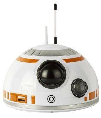 Star Wars VII - Kuppel-Projektionswecker mit Original-Sound : BB-8
