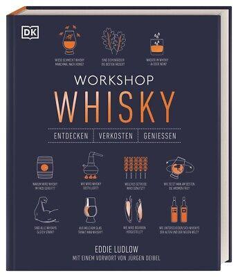 Ludlow Eddie. Workshop Whisky. Buch. Neu