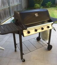 Very Good Condition Jumbuck 4 burner BBQ Petersham Marrickville Area Preview