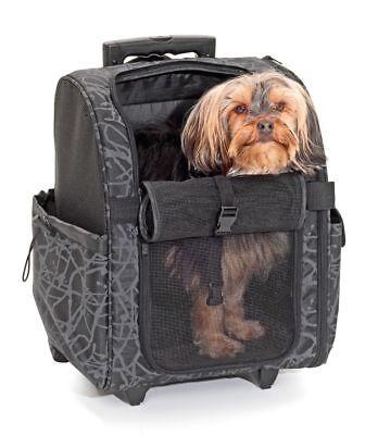 Smart Trolley City Hunde-Rucksack Transporttasche Autobox Autositz-Tasche (Auto-rucksack)