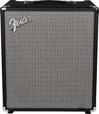 Fender Rumble 100 1x12 100W Bass Combo Amp Demo