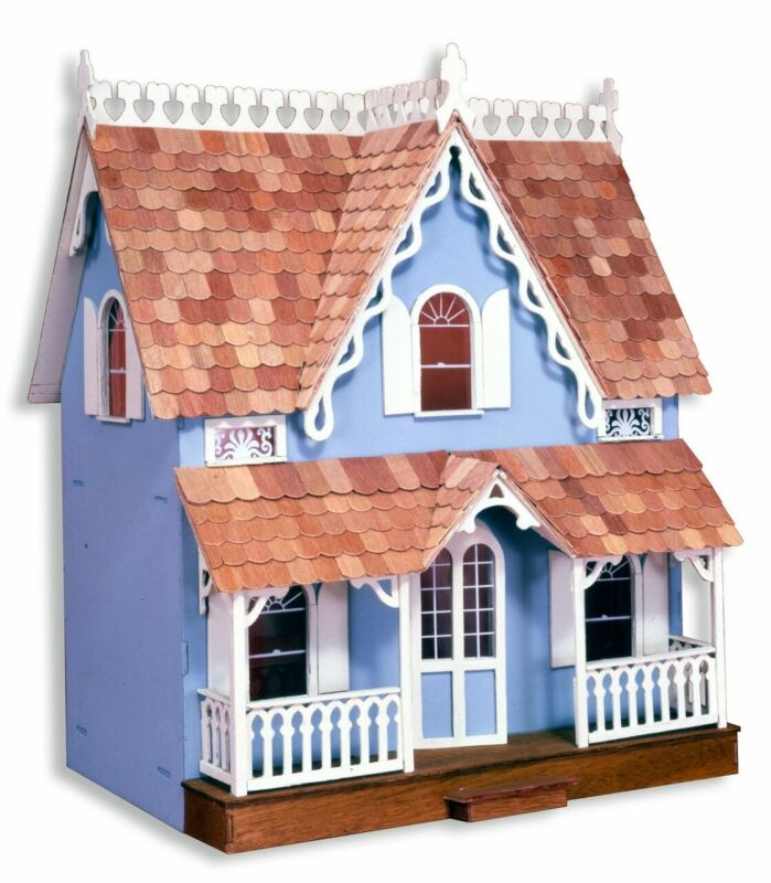 Arthur Dollhouse Kit by Greenleaf Dollhouses