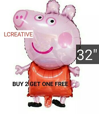 Peppa Pig Party Decorations (Peppa Pig extra large  32