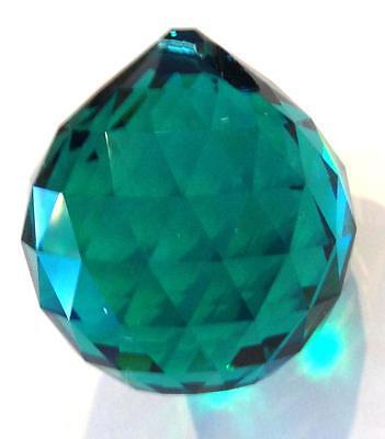 20mm Swarovski Strass Emerald Crystal Ball Prisms Feng Shui Wholesale CCI 8558