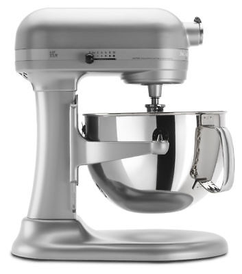 Professional 600 Series 6 Qt. Stand Mixer, Nickel Pearl