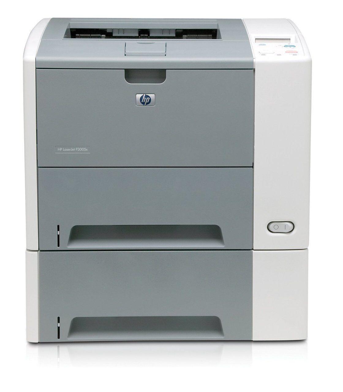 ★ Stampante Hp LaserJet P3005X => Con duplex, cassetto e scheda di rete!! ★