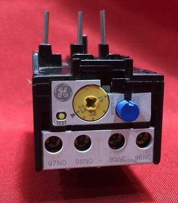 General Electric Rtn1k Overload Relay