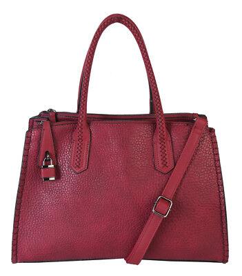 Jaime Designer-Inspired Adjustable Shoulder Bag Satchel Handbag -