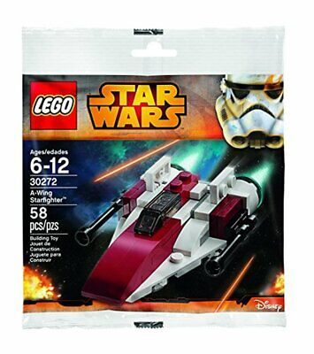 LEGO Star Wars 30272 - A-Wing Starfighter - Mini - 58 pieces - NEW in Polybag