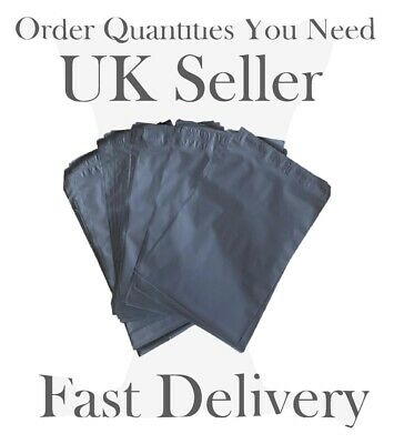 "50 x GREY MAILING POSTAGE BAGS 6x9"" *OFFER"