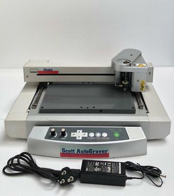 Roland Egx-30a Engraving Machine Desktop Engraver 2 -free Shipping-