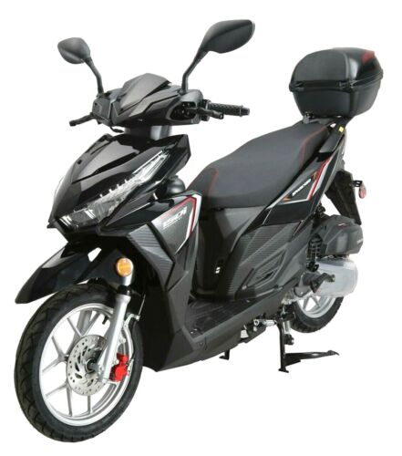 2020 Vitacci SPARK 150cc Scooter, GY6 4-Stroke, Air Cooled Moped bike Free Ship