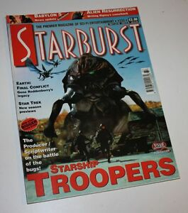 Starburst-Magazine-isse-233-Starship-Troopers-Star-Trek-Earth-Final-Conflict