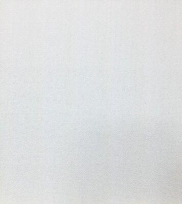 SUNBRELLA 5404 CANVAS NATURAL WHITE OUTDOOR FURNITURE FABRIC