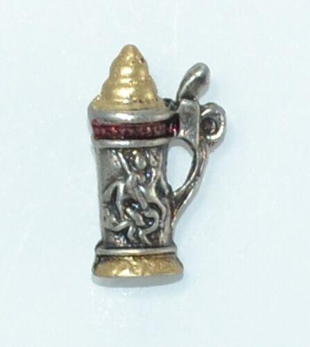 German Bavarian Stein hat pin