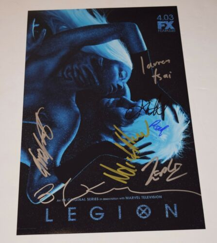 LEGION Signed Autographed 11x17 Photo Poster 2019 by 7 COA