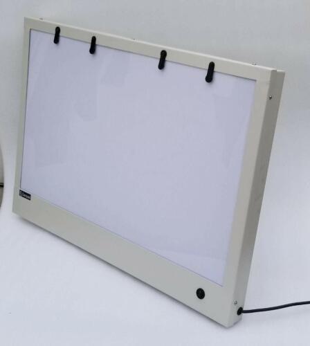 110v LED X-Ray View Box Double View Illumination Single Film 28 x 17 inch