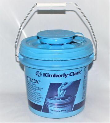 KIMBERLY CLARK Wettask 7921 Spender-Eimer nachfüllbar Hygiene Tuch Wischtuch
