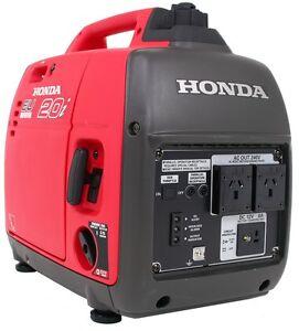 Generator hire eu20i 2kva Springwood Logan Area Preview