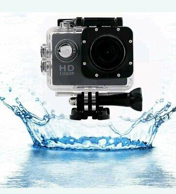 New SJ4000 1080P Full HD Waterproof Sports Action Camera Plus Accessories