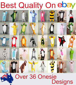 Animal-Onesies-Kid-Teenage-Adult-Unisex-Kigurumi-Cosplay-Costume-Pyjamas-Pajamas
