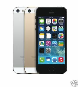 Apple iPhone 5S 16GB 32GB 64GB AT&T Sprint Verizon US Cellular