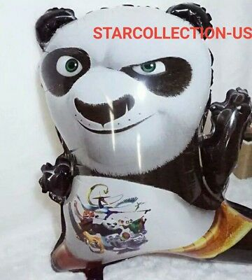 Kung Fu Panda Party Supplies (Kung fu Panda Supershape Kungfu Panda Foil Balloon Toy Birthday Party Supply)