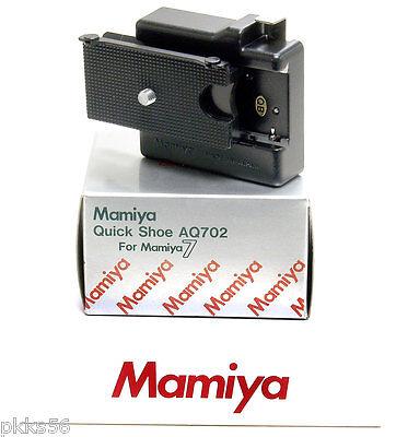 Mamiya 7 / Mamiya 7 Ii / Mamiya 6 / Mamiya Mf6 Aq702 Quick Shoe Adapter