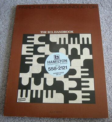 Fairchild Semiconductor : The ECL Handbook - July 1974