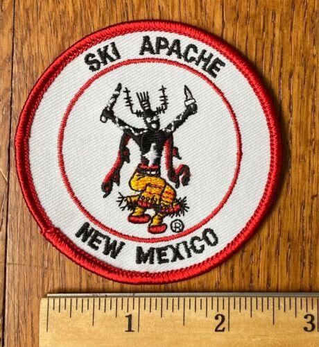 Vintage Ski Patch ~ Ski Apache New Mexico
