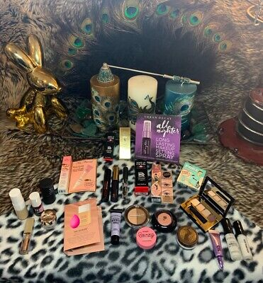 💄💋HUGE 25 PC Designer Makeup Lot~All Items From Sephora & High End💄💋