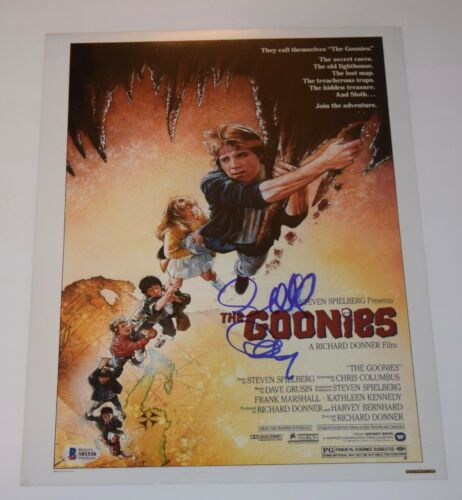 Richard Donner Signed Autographed 11x14 Photo THE GOONIES Beckett BAS COA