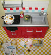 Dollhouse Miniature Kitchen Accessories
