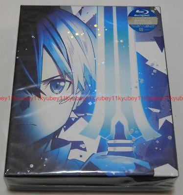 Sword Art Online Ordinal Scale Limited Edition Blu-ray CD Novel Booklet Japan