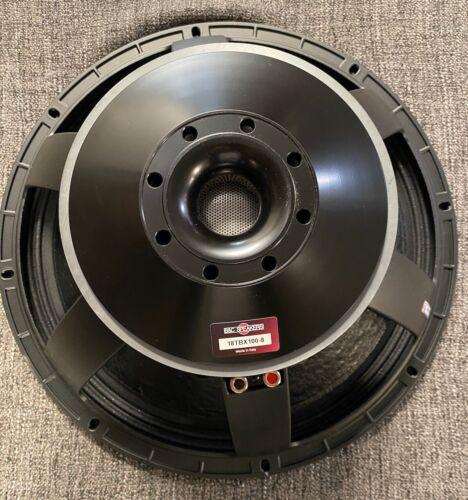 """B&C 18TBX100 - 18"""" 2400 Watt Woofer - Open Box"""