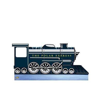 The Polar Express Train The Polar Express Cardboard Cutout Party Decoration - Polar Express Party Supplies