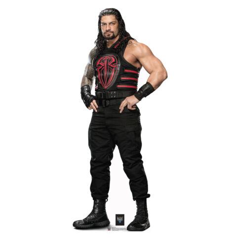 ROMAN REIGNS - WWE WRESTLING - LIFE SIZE STANDUP/CUTOUT BRAND NEW - 2576