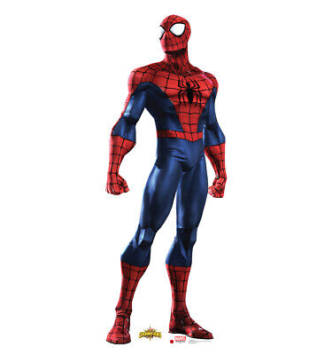 Spider Man Marvel Contest of Champions Game Cardboard Cutout Party Decoration - Spiderman Cutout