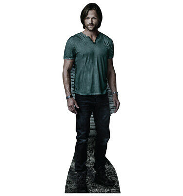 Sam Winchester Supernatural Lifesize Cardboard Cutout Party Decoration