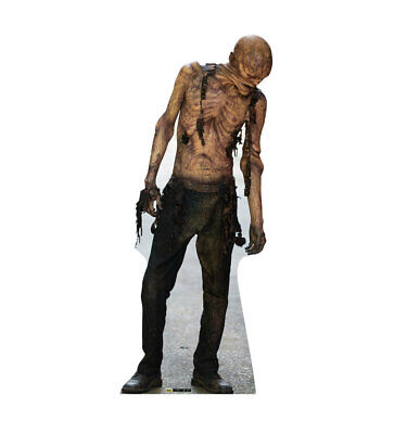 Walker 03 The Walking Dead Cardboard Cutout Party Decoration Halloween Holiday - The Walking Dead Halloween Decorations