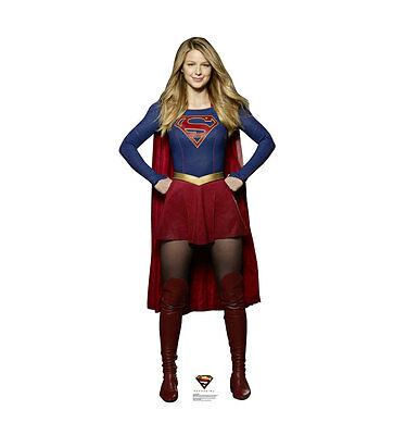 SUPERGIRL - LIFE SIZE STANDUP/CUTOUT BRAND NEW - TV SHOW 2482