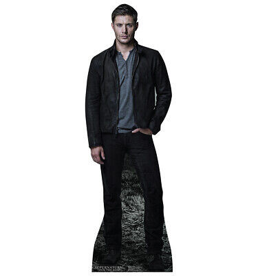 Dean Winchester Supernatural Lifesize Cardboard Cutout Party Decoration