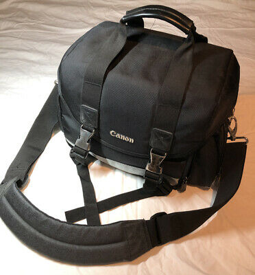 🔥Canon Camcorder DSLR Bag for CB2 XA11 XA35 XA30  G40 G30 (others) T2i T3i 5D..