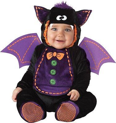 Baby Jungen Mädchen Halloween Vampir Fledermaus Kostüm Kleid Outfit 0-24 - Baby Fledermaus Mädchen Kostüm