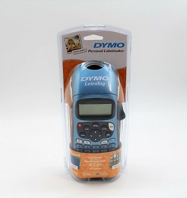 Dymo Letratag Lt-100h Personal Hand-held Label Maker 1749027